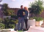 Me and Vera, Malta, 1993