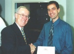 Becoming a member of IEAust, 2001
