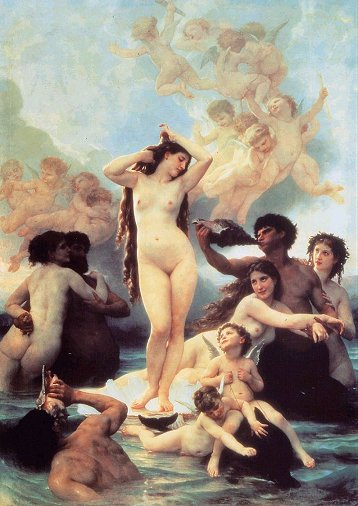 62_The_Birth_of_Venus_Bouguereau_1879