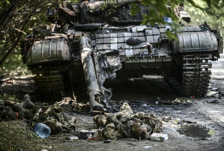 Войната в Украйна 3