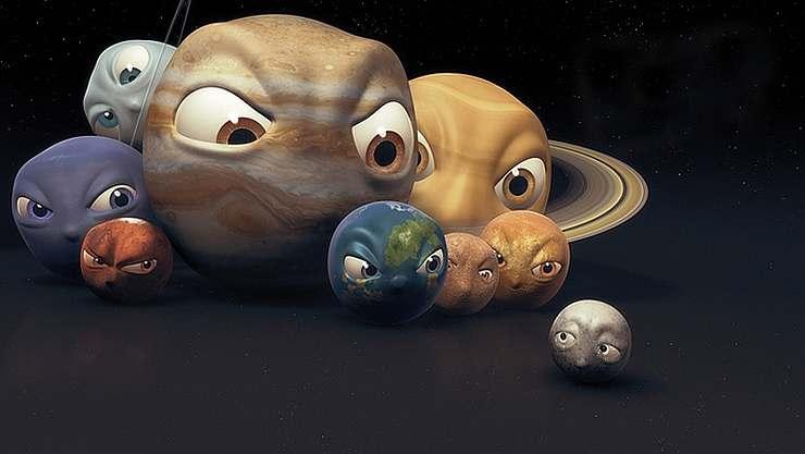 Плутон не е вече планета
