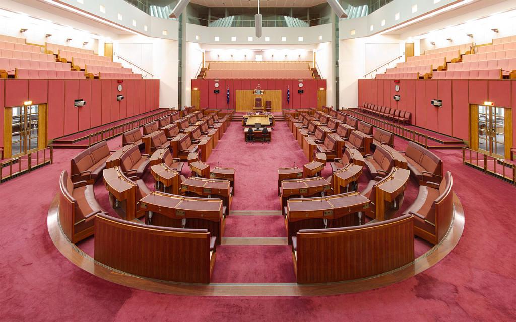 Австралийският сенат