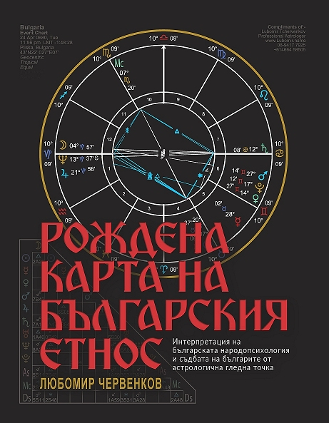 Thumbnail Рождена карта на българския етнос