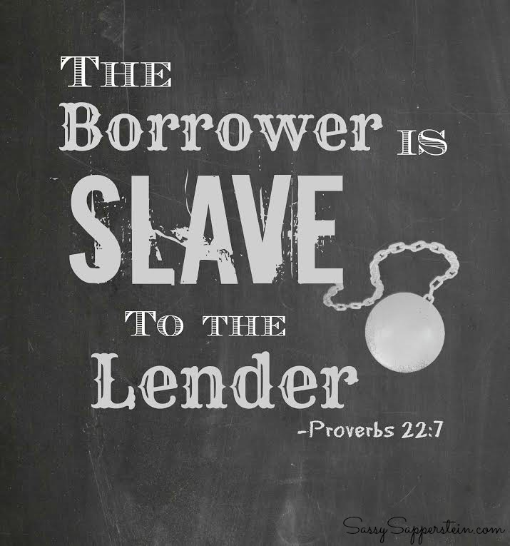 the-borrower-is-slave-to-the-lender