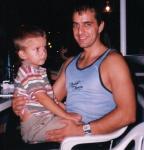 Farewell party in Malta, 1998