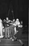Посрещане на новата 1988 г. в Киев