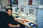 At work, 20 June 2000