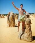 The Pinnacles, Western Australia, 2002