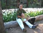 In the park, 13 September 2004