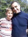 Me and Vladimir, 7 October 2007