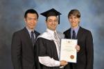My graduation, 7 October 2012