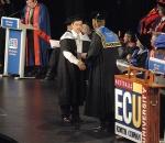 On my graduation ceremony, 7 October 2012