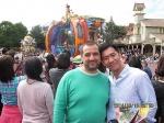 Disney Land, Tokyo, Japan, 16 October 2014