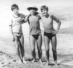Obzor, Bulgarian seaside, 1980