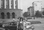 My mother, Sofia, 1981