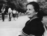 My grandmother, Sofia, 1983