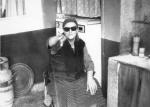 My grandmother Dobra Tchervenkova, 1986