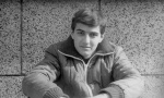 Me at Novo selo, Bulgaria, 1986