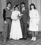 The wedding of my cousin Zarcho, 1984