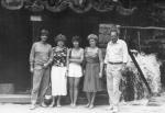 As a tour-guide, Bulgaria, Etura, Gabrovo, 1989