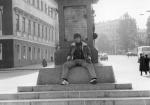 In Odessa, Ukraine, 1988