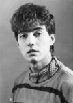 Self portrait, 1987