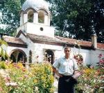 1995年 受洗